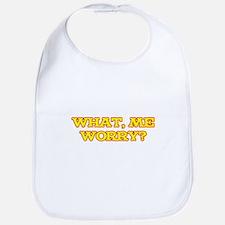 What, Me Worry? Bib