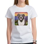 Pit Bull Meadow Women's T-Shirt