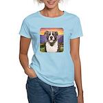 Pit Bull Meadow Women's Light T-Shirt