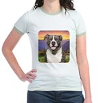 Pit Bull Meadow Jr. Ringer T-Shirt