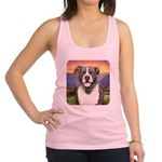Pit Bull Meadow Racerback Tank Top