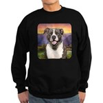 Pit Bull Meadow Sweatshirt (dark)