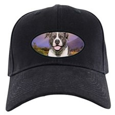 Pit Bull Meadow Baseball Hat