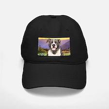 Pit Bull Meadow Baseball Hat