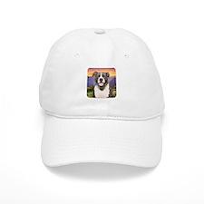 Pit Bull Meadow Baseball Cap