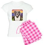 Pit Bull Meadow Women's Light Pajamas