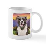 Pit Bull Meadow Mug