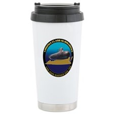 SSN-785 Design Team Logo Travel Mug
