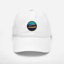SSN-785 Design Team Logo Baseball Baseball Cap