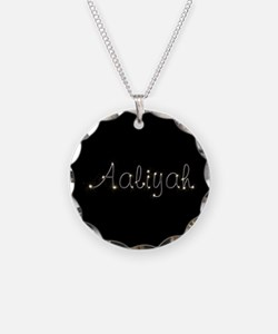 Aaliyah Spark Necklace