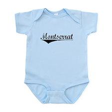 Montserrat, Aged, Infant Bodysuit