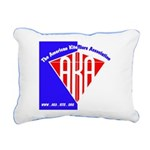 NEW AKA Rectangular Canvas Pillow