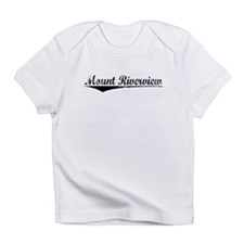 Mount Riverview, Aged, Infant T-Shirt