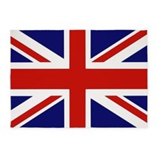 British Flag 5'x7'Area Rug