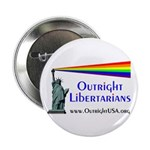 "Outright Libertarians 2.25"" Button (100 pack)"