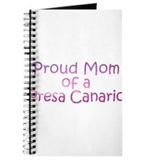 Proud Mom of a Presa Canario Journal