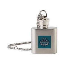 Breckenridge Ice Flask Necklace