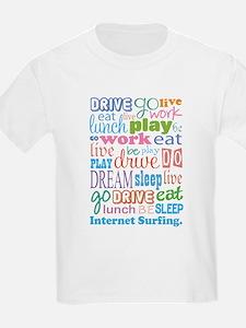 Internet Surfing T-Shirt