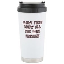 Cute Xray Travel Mug