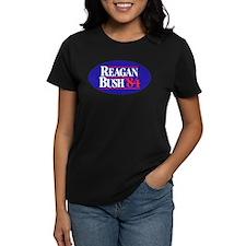 Reagan Bush 84 Tee