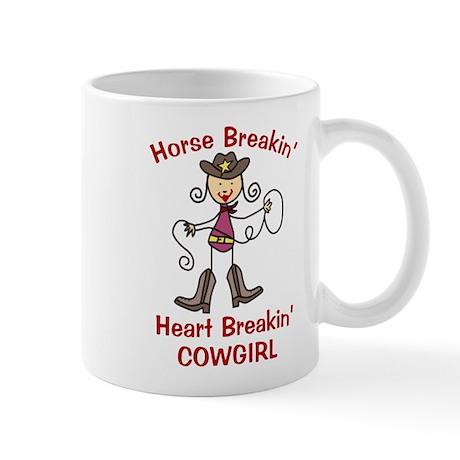 Horse Breakin' Mug