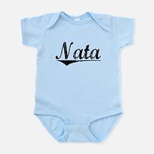 Nata, Aged, Infant Bodysuit