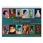 Tiny Stories Wall Calendar