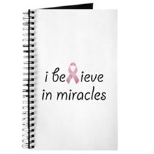 i believe in miracles Journal