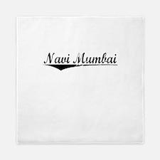 Navi Mumbai, Aged, Queen Duvet