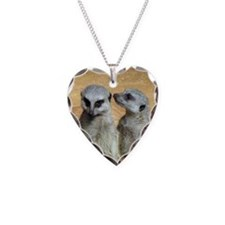 Cute Faces - Meerkats Necklace