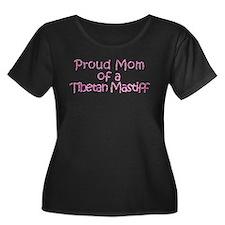 Proud Mom of a Tibetan Mastiff T