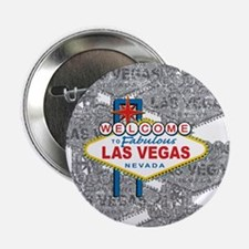 "Welcome to Fabulous Las Vegas 2.25"" Button"