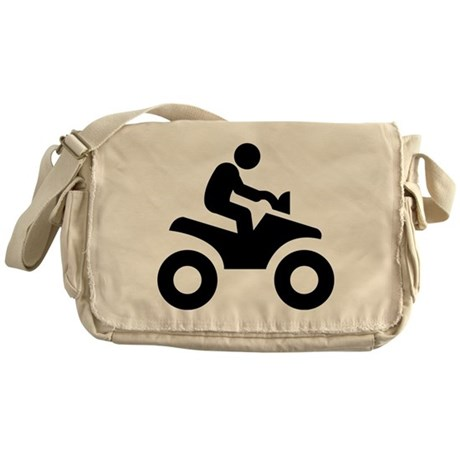 ATV Messenger Bag