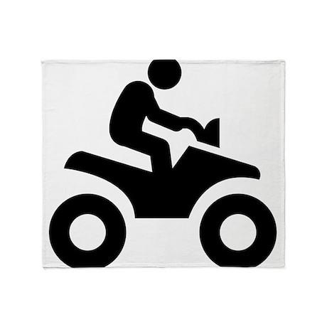 ATV Throw Blanket
