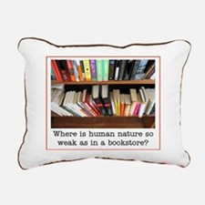 bookstore quote pillow