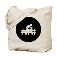 Acupuncture Tote Bag