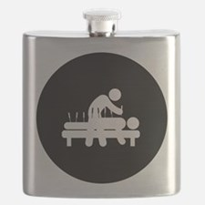 Acupuncture Flask