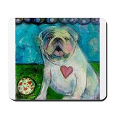 LoveABull Mousepad