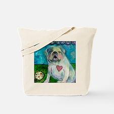 LoveABull Tote Bag