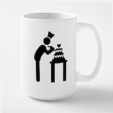Cake Making Mug