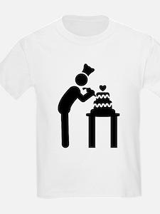 Cake Making T-Shirt