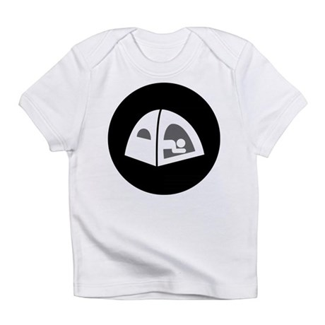 Camping Infant T-Shirt