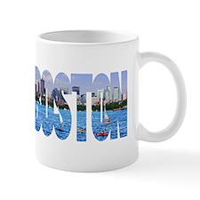 Boston Back Bay Skyline Mug
