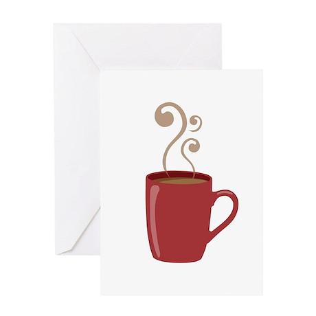Hot Chocolate Greeting Card