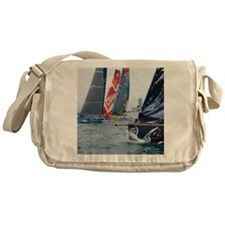 Miami Volvo Ocean Race Messenger Bag