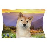 I love my dog Pillow Cases