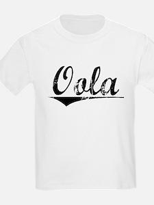 Oola, Aged, T-Shirt