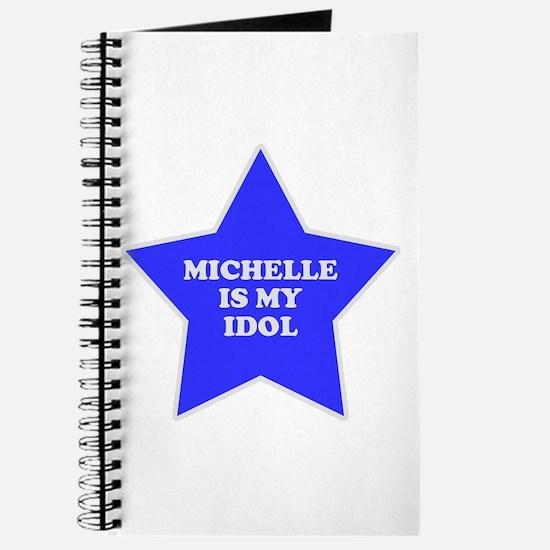 Michelle Is My Idol Journal