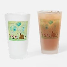 Be Grateful Drinking Glass