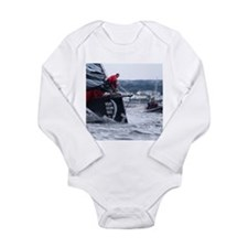 Volvo Ocean Race Long Sleeve Infant Bodysuit